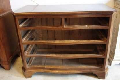 Walnut chest drawers dresser Louis XIV XIV