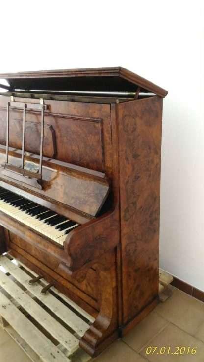 Upright Piano Frederick Reogh, 1870, London