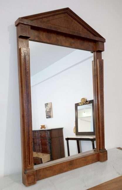 Vintage neoklassizistischer Stilspiegel, Italien 20. Jahrhundert