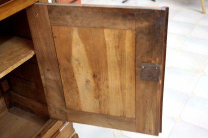 Sideboard aus Nussbaumholz aus dem 19. Jahrhundert